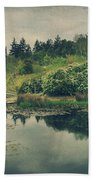 Even After You're Gone Beach Towel by Laurie Search