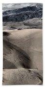 Evening At The Dunes Beach Sheet
