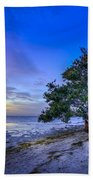 Evening Delight Beach Towel