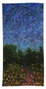 Evening Star Beach Towel