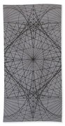 Event Horizon Beach Towel