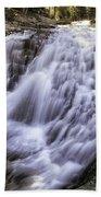 Evolution Waterfall Beach Towel