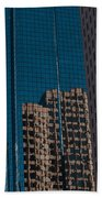 Exchange Place Beach Towel