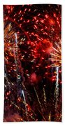 Explode Beach Towel by Diana Angstadt