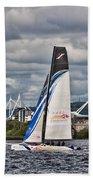 Extreme 40 Team China Spirit Beach Towel
