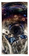 Eyes Of The Imagination Beach Towel
