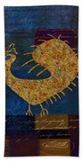 Fafa Bird - 01c04alss Beach Towel