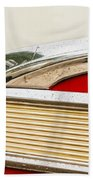 Fairlane Detail Beach Towel