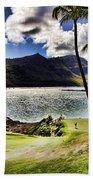 Fairway In Paradise Beach Towel