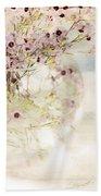 Fairy Bouquet Beach Towel
