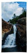 Fairy Falls Beach Sheet