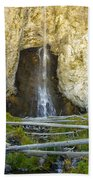 Fairy Falls Beach Towel