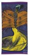 Fairy Godmother By Jrr Beach Towel