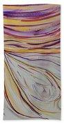 Fairy Princess Mixed Media Beach Towel by Janice Rae Pariza