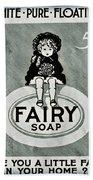 Fairy Soap Beach Sheet