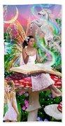 Fairy Story Beach Towel