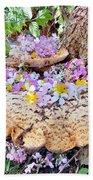 Fairy Trumpets Beach Towel