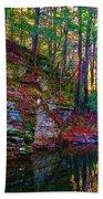 Fairyland Forest Beach Towel