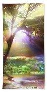 Fairyland Sunset Beach Towel