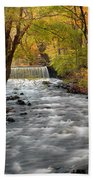 Fall Color Beach Towel