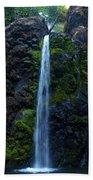 Fall Creek Falls II Beach Towel