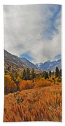 Fall In Lundy Canyon Beach Towel