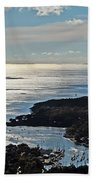 Fall In Rockport Beach Towel