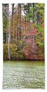 Fall Landscape 2 Beach Towel