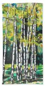 Fall To Pieces Beach Towel