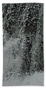 Falling Together Beach Towel