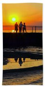 Family Moment Beach Towel