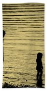 Family Paddle Beach Towel
