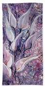 Fantasy Callas Beach Towel