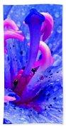 Fantasy Flower 6 Beach Towel