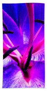 Fantasy Flower 9 Beach Towel