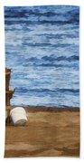 Fantasy Getaway Beach Towel