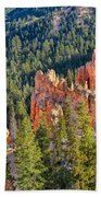 Farview Point Overlook Beach Towel