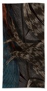 Feather Collection Beach Towel