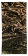 Feather Ice 2 Beach Towel