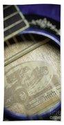 Fender Hot Rod Design Guitar 2 Beach Towel