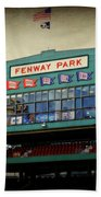 Fenway Memories - 2 Beach Towel