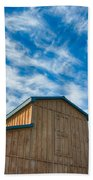 Fenwick Barn  7p01967 Beach Towel