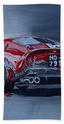 Ferrari 250gto Beach Sheet