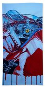 Ferrari D246 Beach Towel