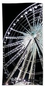 Ferris Wheel 1 Beach Towel