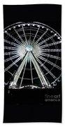 Ferris Wheel 10 Beach Towel