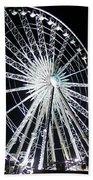 Ferris Wheel 11 Beach Towel