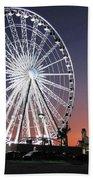 Ferris Wheel 19 Beach Towel