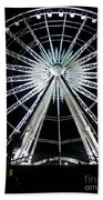 Ferris Wheel 7 Beach Towel
