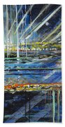 Festival On The Waterfront Beach Towel